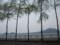 風不死岳・樽前山遠望@支笏湖畔駐車場