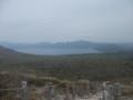 [千歳][苫小牧][樽前山] 支笏湖@森林限界通過