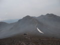 [千歳][苫小牧][樽前山] 風不死岳分岐