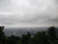 [札幌][三角山] 札幌市街@三角山山頂