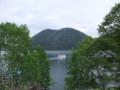 [鹿追] 天望山(くちびる山)@然別湖畔