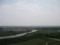 札幌ドーム方面@モエレ沼公園 モエレ山頂