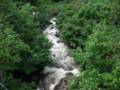 [雨竜][雨竜沼湿原][南暑寒岳] 渓流@第一吊り橋