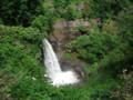 [雨竜][雨竜沼湿原][南暑寒岳] 白竜の滝 その2