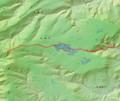 [雨竜][雨竜沼湿原][南暑寒岳] GPSトラック