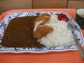 [札幌][食堂] 代々木ゼミナール札幌校地下大食堂 カツカレー