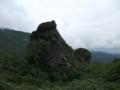 [夕張][夕張岳] 男岩