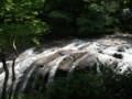 [恵庭] 白扇の滝