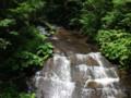 [恵庭] ラルマナイの滝