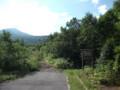 [伊達][徳舜瞥山][ホロホロ山] 登山口