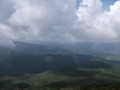 [伊達][徳舜瞥山][ホロホロ山] 大滝方面@徳舜瞥山頂