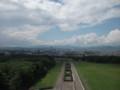 [札幌] 百年記念塔 展望台からの景色