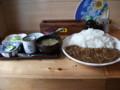 [札幌][食堂][定食][大盛り][カレーライス] 牛太郎 ビーフカレー