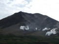 [東川][大雪山] 旭岳の雄姿