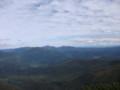[上川][大雪山] 武華山、武利岳方面@黒岳山頂