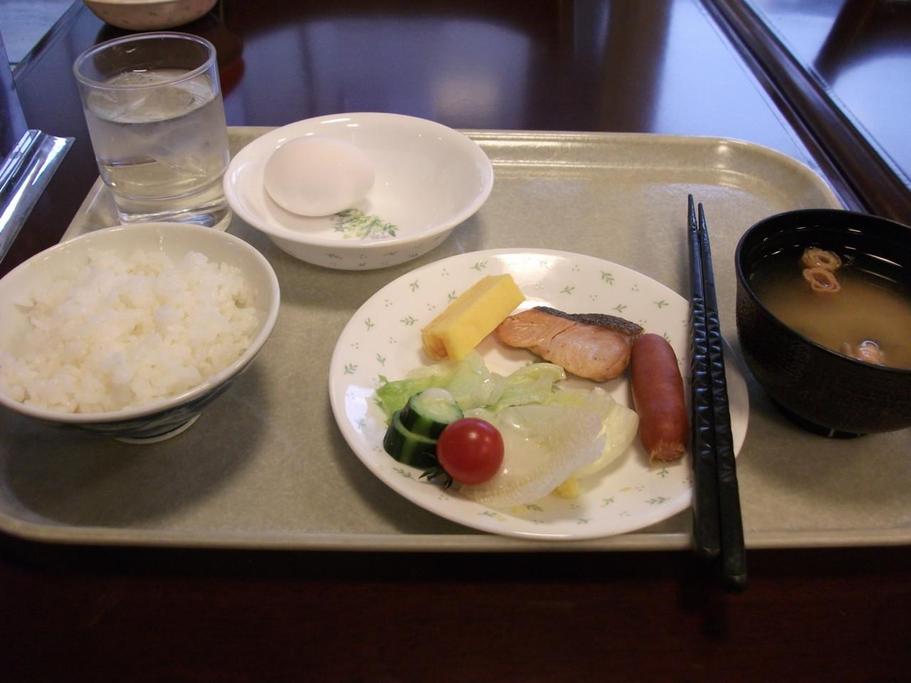朝食バイキング第2弾