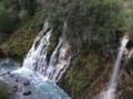 [美瑛] 白ひげの滝