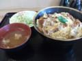 [札幌][食堂][カツ丼][丼] 六宝亭 バラカツ丼