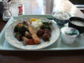 [東京][ビュッフェ][宿飯] 和食バイキング
