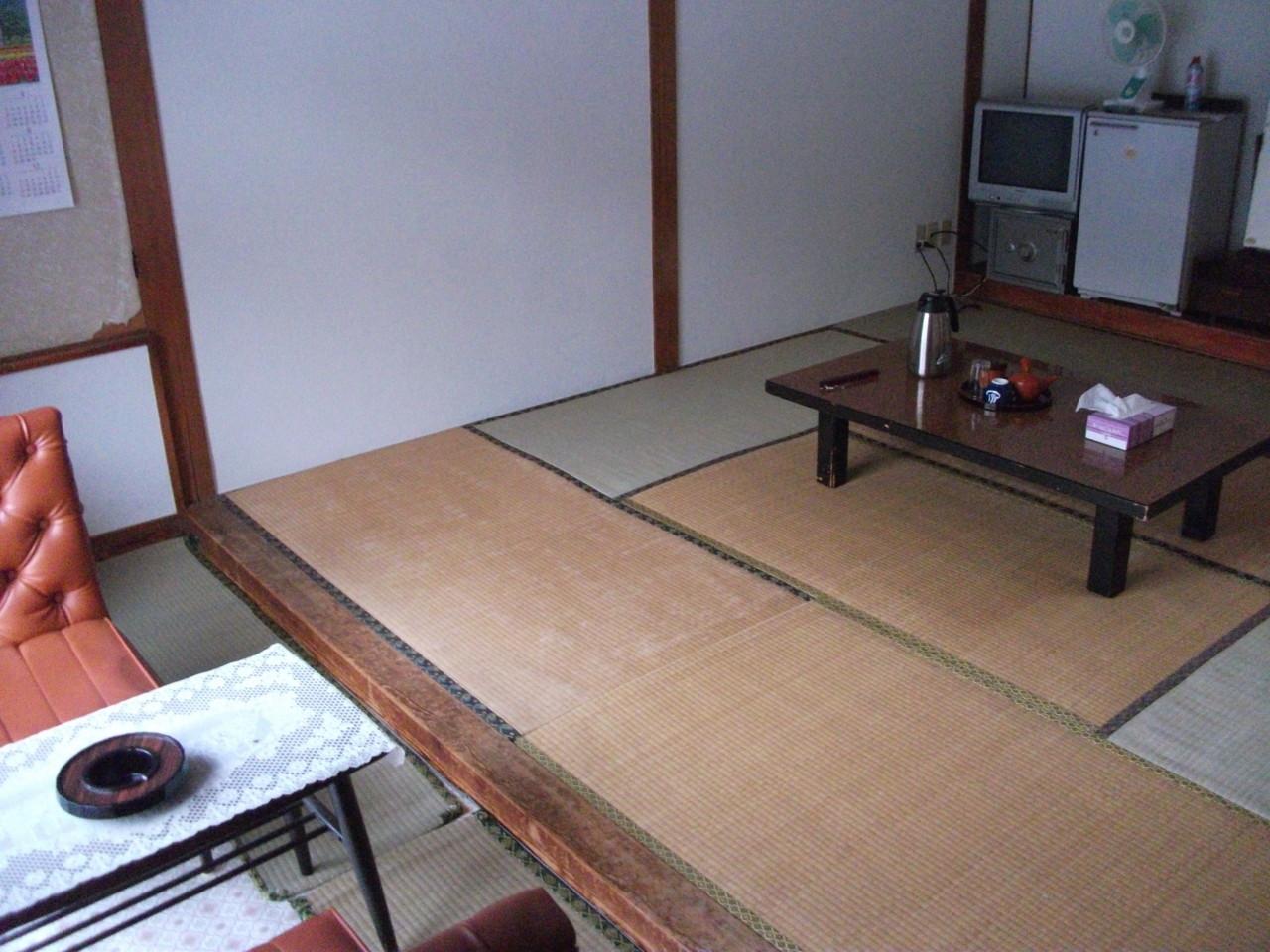セトセ温泉 客室
