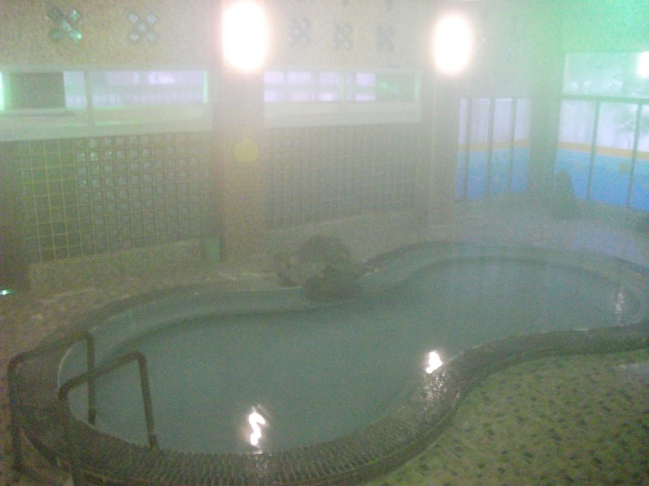 セトセ温泉 内湯