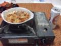 [遠軽][温泉] セトセ温泉 自炊夕食