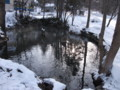 [遠軽][温泉] セトセ温泉 養殖池?