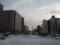 小樽駅前のようす
