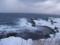 荒々しい海岸線1
