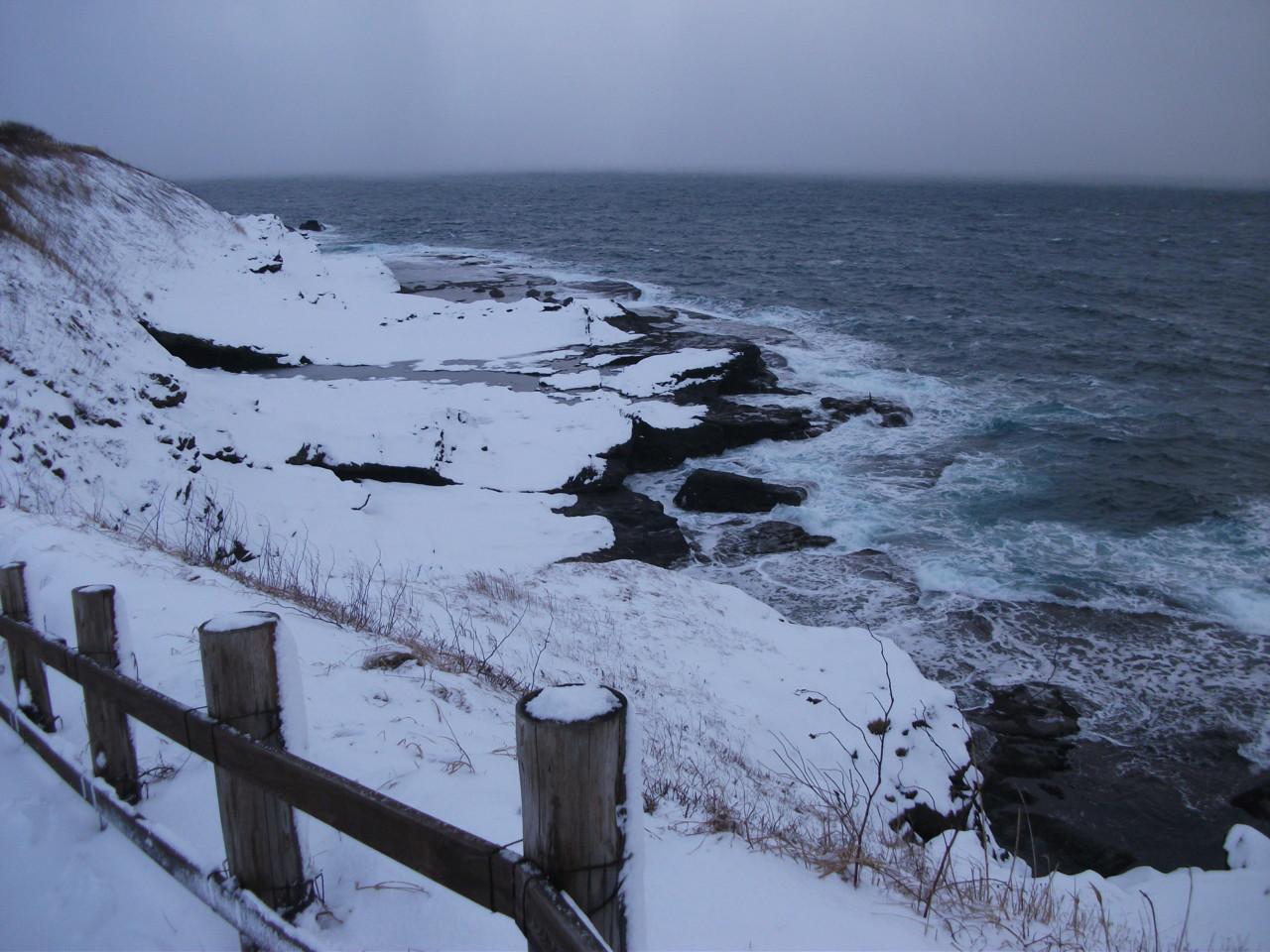 荒々しい海岸線2