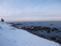 [小樽] 赤岩海岸(この画像はフィクションです)