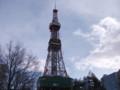 [札幌] 雪まつり2012 テレビ塔からスタート