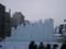 雪まつり2012 2丁目大氷像 動物たちの夢の城