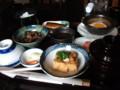 [帯広][宿飯] 朝食・和定食