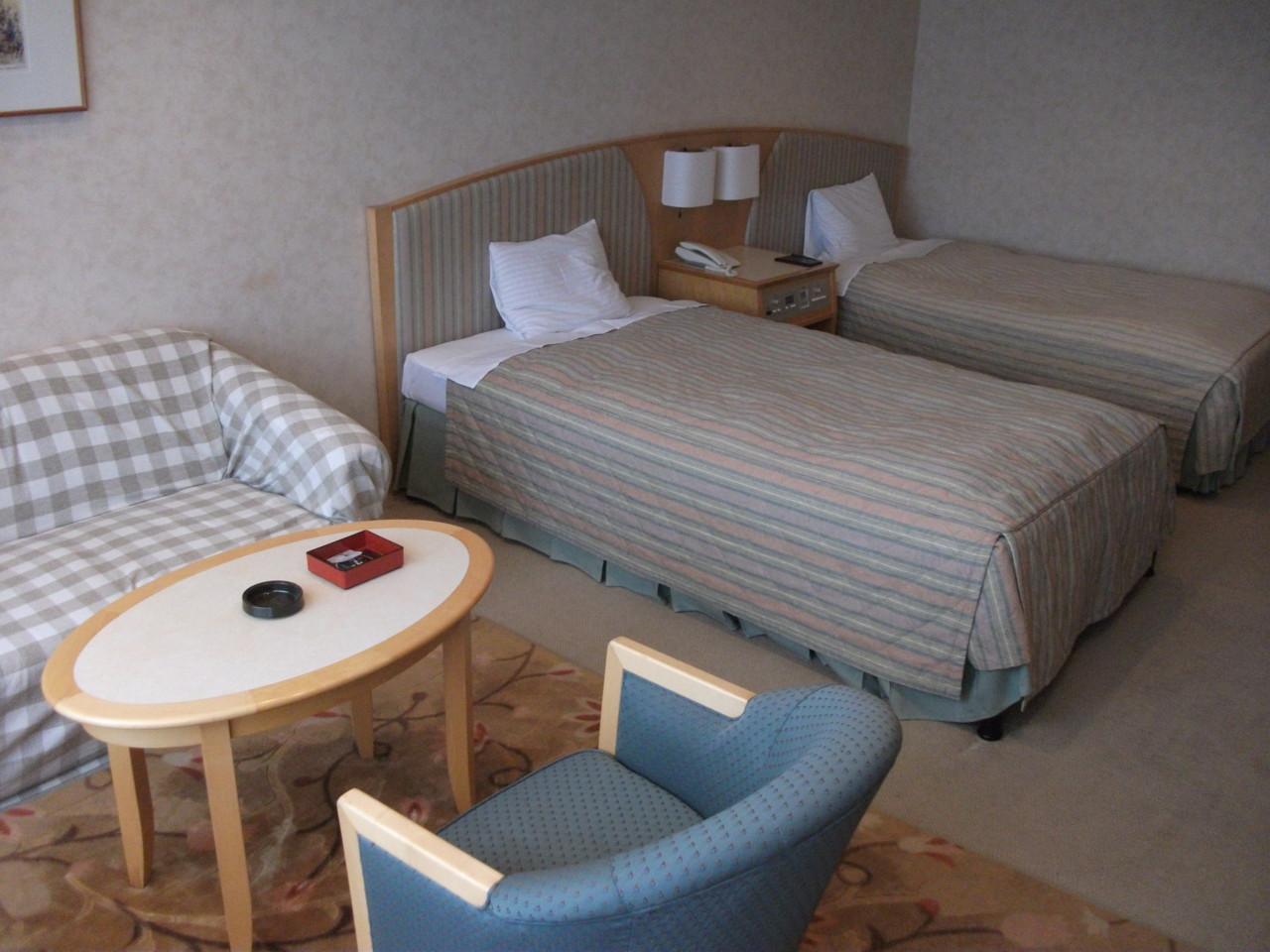 宿泊部屋その2