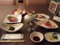 [森町][温泉][宿飯] 夕食・後出し