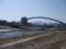 今年度初・水穂大橋定点観測