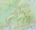 [函館][恵山] GPSトラック