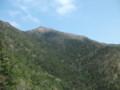 [様似][アポイ岳] 5合目から見た山頂