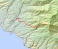 [様似][アポイ岳] GPSトラック