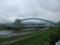 水穂大橋定点観測・雪解け水も落ち着いてきた5月下旬