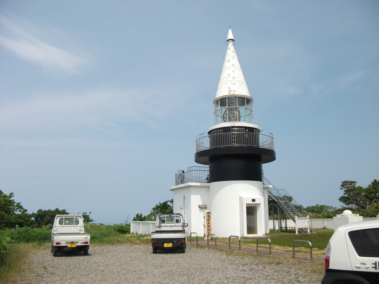 モッタ岬灯台