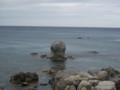 [奥尻] モッ立岩