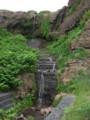 [奥尻] ホヤ石の滝
