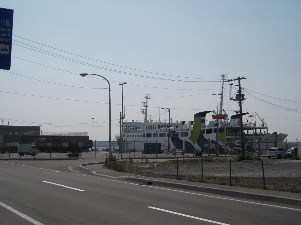 サハリン航路国際線