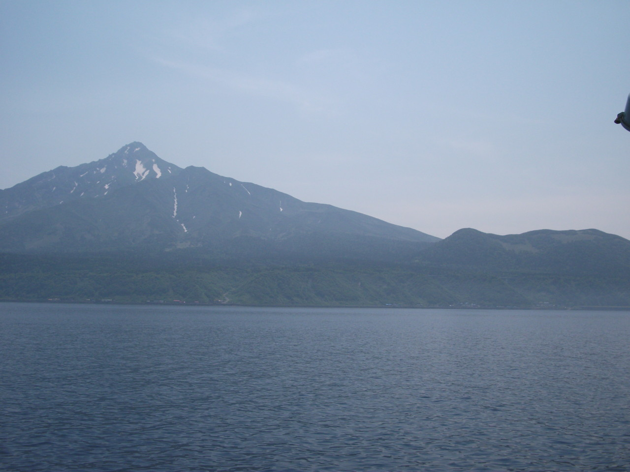 こんにちは利尻島