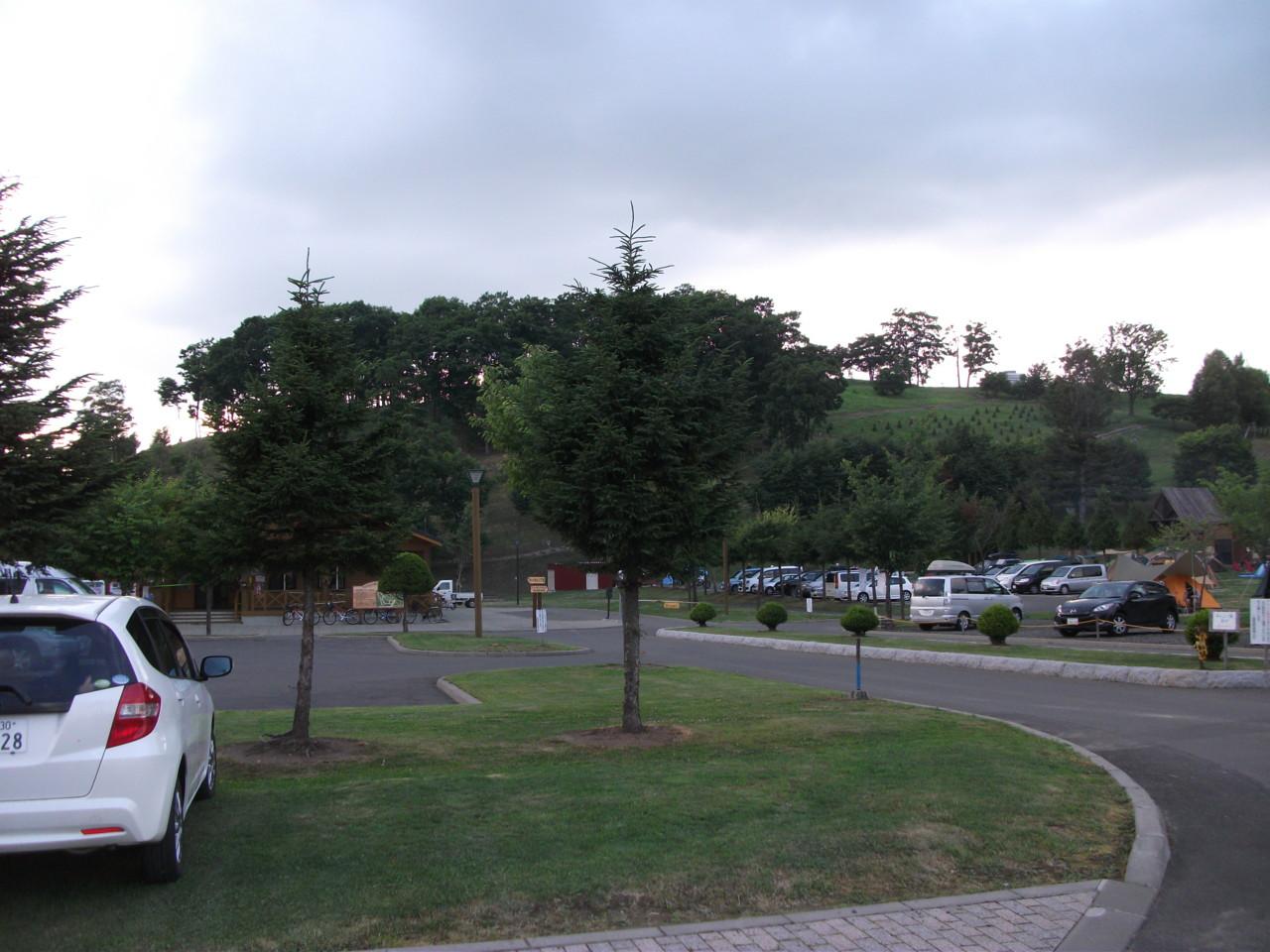 日の出公園オートキャンプ場