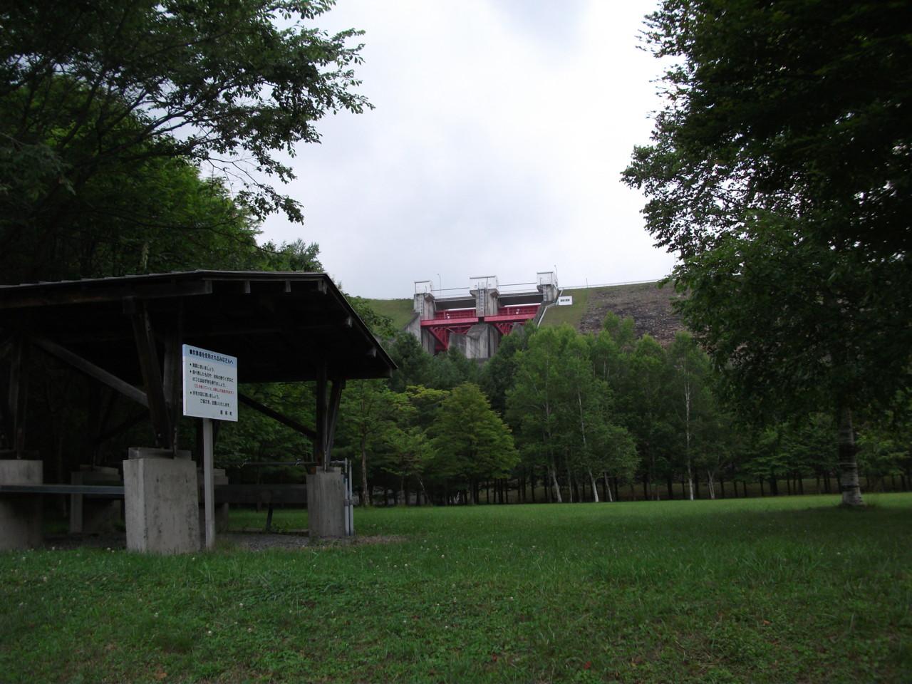 十勝ダムキャンプ場