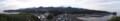 [斜里] ウトロ市街パノラマ@オロンコ岩