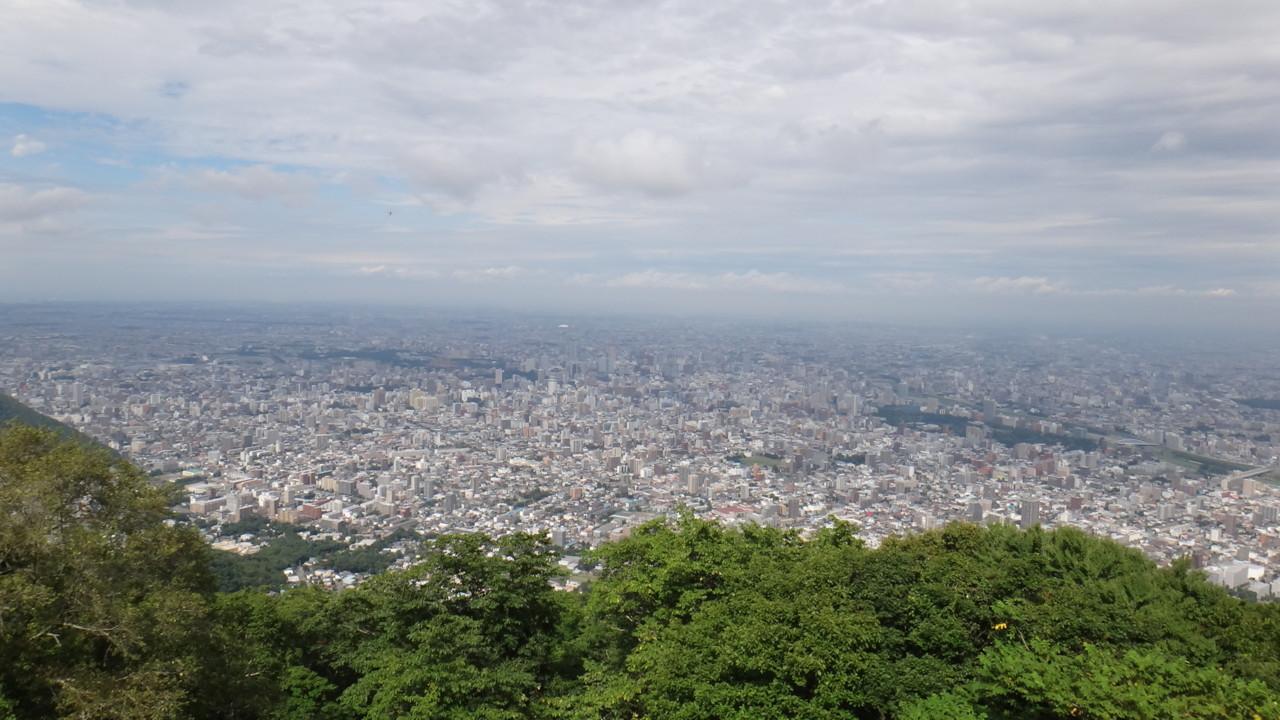 市内俯瞰その1